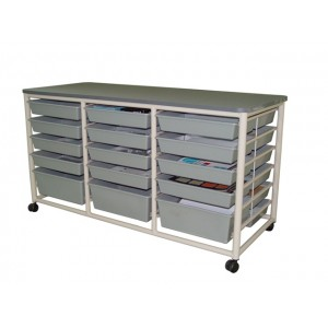Trollies and Mobile Storage and Display